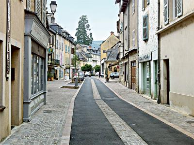 Aveyron Ingénierie - Mission voirie, aménagements et valorisation des espaces publics